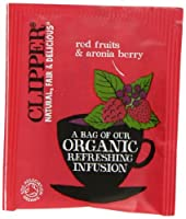 Clipper Org Red Fruits & Aronia Berry 250 Bag / ???????????????????????250???WWWW