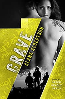 Crave (Seven Deadly SEALs Book 5) by [Albertson, Alana]