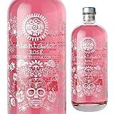 Alentador Rose 23.7 fl oz (700 ml), Tequila, Strawberry, Premium Tequila, Spain'