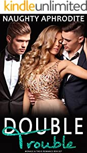 Double Trouble: Bisexual Menage Romance Collection (English Edition)