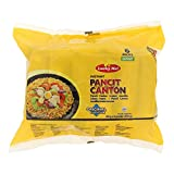 Lucky Me! Instant Pancit Canton (Chow Mein ) Original Flavor, 60g (pack of 6)