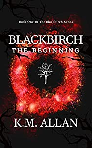 Blackbirch 1巻 表紙画像