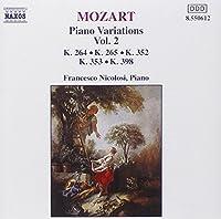 Mozart;Piano Vars.K264/265