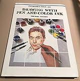 ペンとカラーインクで描く (CULTURE SERIES)