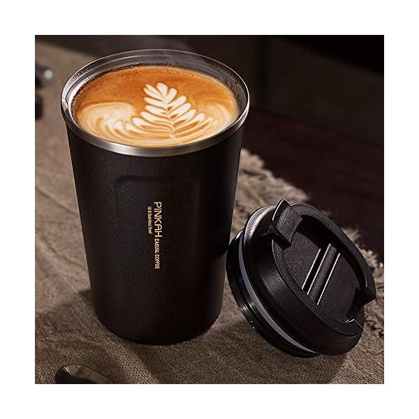 Octerr マグカップ 保温 コーヒーカップ...の紹介画像2