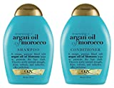 Organix Hair Moroccan Argan Oil Shampoo And Conditioner Set -- 13 Fl OZ by Organix