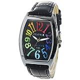 フランク三浦 インターネッツ別注 新零号機-CRBK メンズ 腕時計 ブラック/ブラック FM00IT-CRBK