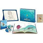 【Amazon.co.jp限定】 モアナと伝説の海 MovieNEXプレミアム・ファンBOX [ブル...