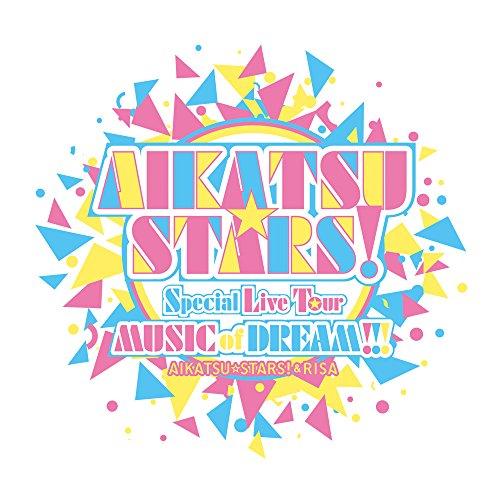 【早期購入特典あり】 アイカツ! ミュージックフェスタ for ファミリー LIVE Blu-ray (A4クリアファイル付)