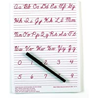 Traditional Cursive Write-On