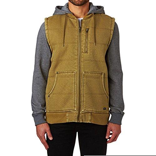(ルーカ) RVCA メンズ アウター ジャケット RVCA Puffer Fieldwork Jacket 並行輸入品