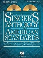 The Singer's Anthology of American Standards: Mezzo-soprano Accompaniment