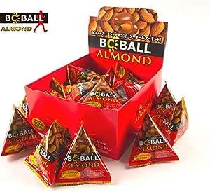 ナウカ BCAAアーモンド bcaa アミノ酸 食べやすい 食べ切りサイズ 20袋入 BCBALLシリーズ 国内生産 商品カタログ付