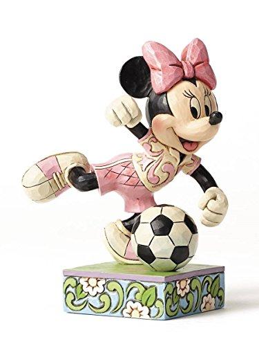 ディズニー・トラディションズ/ サッカー ミニーマウス スタチュー