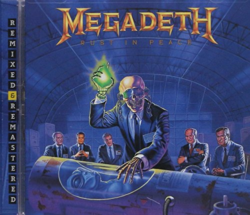 RUST IN PEACE-REMASTERED