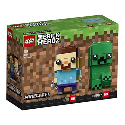 レゴ(LEGO)ブリックヘッズ Steve & Creeper™ 41612