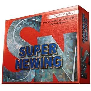 ブリヂストン(BRIDGESTONE) SUPER NEWING スーパーオレンジ 1ダース(12個入り) SEOX