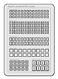 マグネットセッター 角形用 (1枚入)