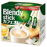 Best ママコーヒーマグ - AGF ブレンディスティック カフェオレ 30本 【粉末】 【個包装 スティックタイプ】 Review