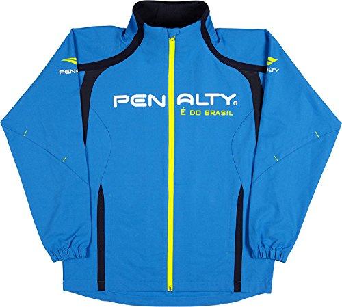 (ペナルティ)PENALTY サッカー・フットサルウェア ストレッチウーブンジャケット PO4413 88 シアン S