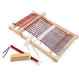 Drastic Venture 木製 手織り機 織り幅20cm 操作簡単 オリジナル 布づくり ストール コースター などに