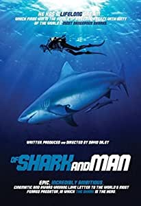 Of Shark and Man [DVD] [Import]