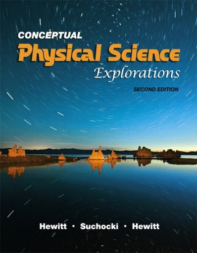 Download Conceptual Physical Science Explorations 0321567919