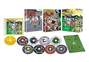 【Amazon.co.jp限定】デジモンフロンティア Blu-ray BOX (描き下ろしイラストミニ色紙+アクリルキーホルダー6体セット付)