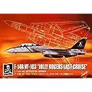 アリイ F14B VF-103 「ジョリーロジャース」 ラストクルーズ VF103 60周年記念機&ノーマル塗装機 (3機セット) (ハイグレードジェットファイターシリーズ:)