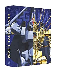 EMOTION the Best 重戦機エルガイム DVD-BOX2<最終巻>