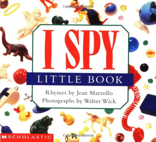 I Spy Little Bookの詳細を見る