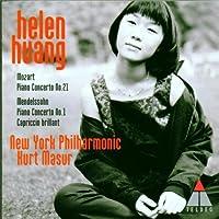 Mozart: Piano Concerto 21 in C Major / Mendelssohn: Piano Concerto 1 by Huang