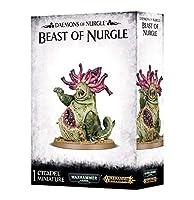 Daemons of Nurgle Beast of Nurgle Warhammer Age of Sigmar [並行輸入品]