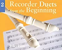 Recorder Duets from the Beginning: Book 2