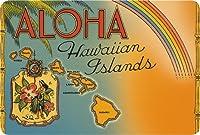 ハワイアンヴィンテージはがき30個パック–Aloha Hawaiian Islands