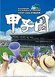 甲子園球場 2017年 カレンダー 壁掛け A2 CL-532