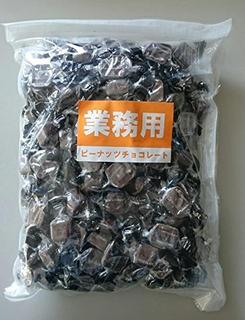 実証するパトロン著者業務用ピーナッツチョコレート 1kg