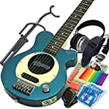 Pignose ピグノーズ PGG-200 MBL メタリックブルー アンプ内蔵ミニギターセット [98765]【検品後発送で安心】
