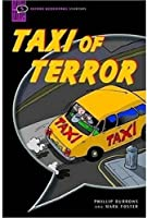 Taxi of Terror: Comic-strip (Oxford Bookworms Starters)