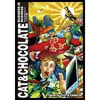 キャット&チョコレート ビジネス編 (Cat&chocolate) カードゲーム