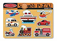 USA wholesaler- 17249200-vehiclesサウンドパズル