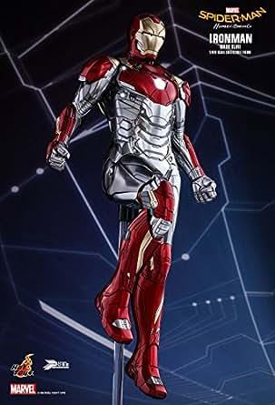 パワー・ポーズ スパイダーマン:ホームカミング 1/6スケール限定可動フィギュア アイアンマン・マーク47