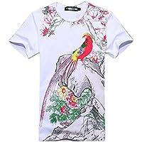 (メイク トゥ ビー) Make 2 Be 和柄 メンズ カジュアル Tシャツ MF1307A