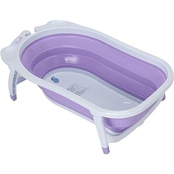 KARIBU [ カリブ ] Folding Bath Purple パープル PM3310 折り畳み式 バス [並行輸入品]