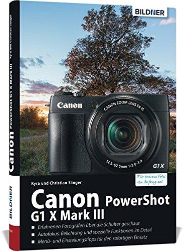 Canon PowerShot G1X Mark III -...