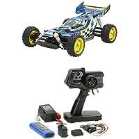 【セット商品】 タミヤ 1/10 電動RCカーシリーズ No.630 プラズマエッジ II + ファインスペック 2.4G 電動RCドライブセット