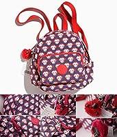 バックパック、ミニバックパックキャンバスバッグ、ショルダーバックパック GAOFENG (Color : C, Size : 21.5*19*17cm)
