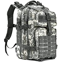 Military Tactical Assault PackバックパックArmy MOLLE防水バグアウトバッグバックパックスモールリュックサックアウトドアハイキングキャンプトレッキングHunting