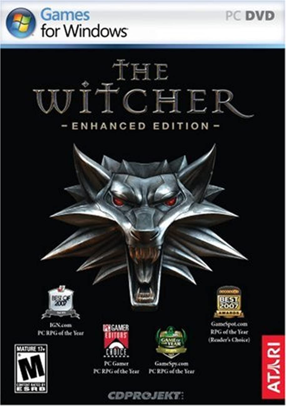 望むペチコート多様性The Witcher: Enhanced Edition (輸入版  US)