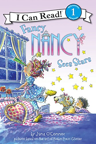 Fancy Nancy Sees Stars (I Can Read Level 1)の詳細を見る